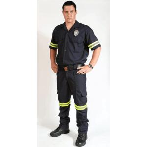 Fireman Station Wear